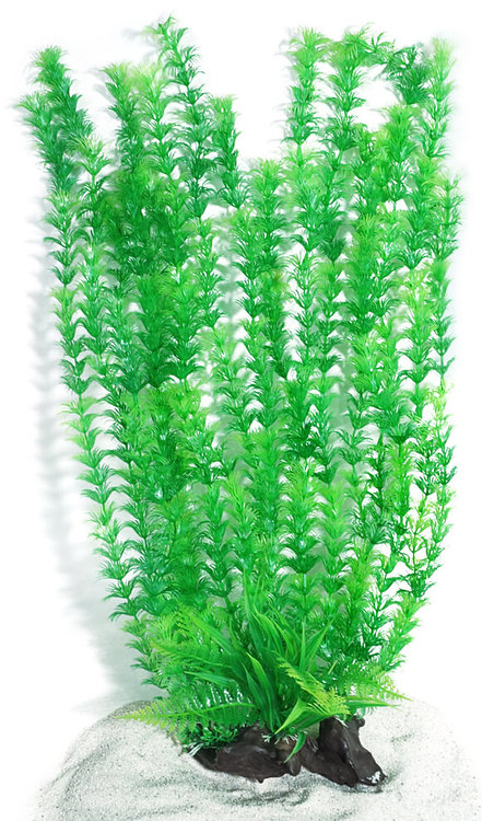 Plastväxt Cabomba green 55 cm A