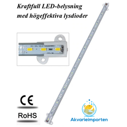 Akvariebelysning - LED-list 26 cm
