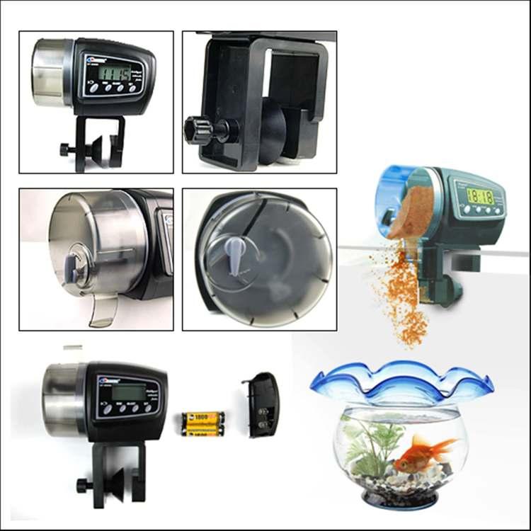 Digital foderautomat från Resun D