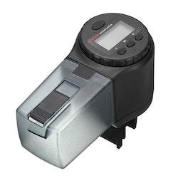 Digital foderautomat - 135ml - Svart