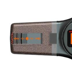 Digital foderautomat - 135ml - Vit