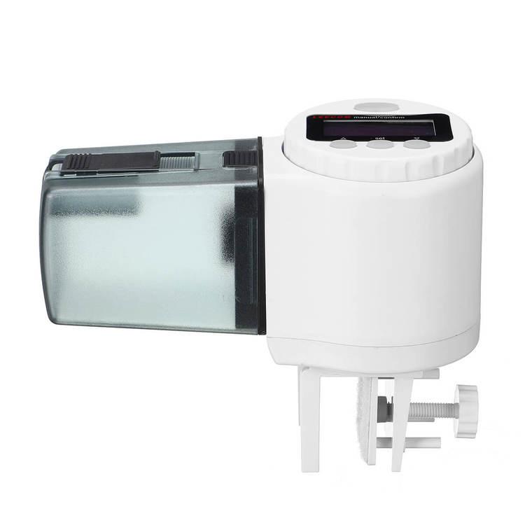 Digital foderautomat - 135ml - Vit E