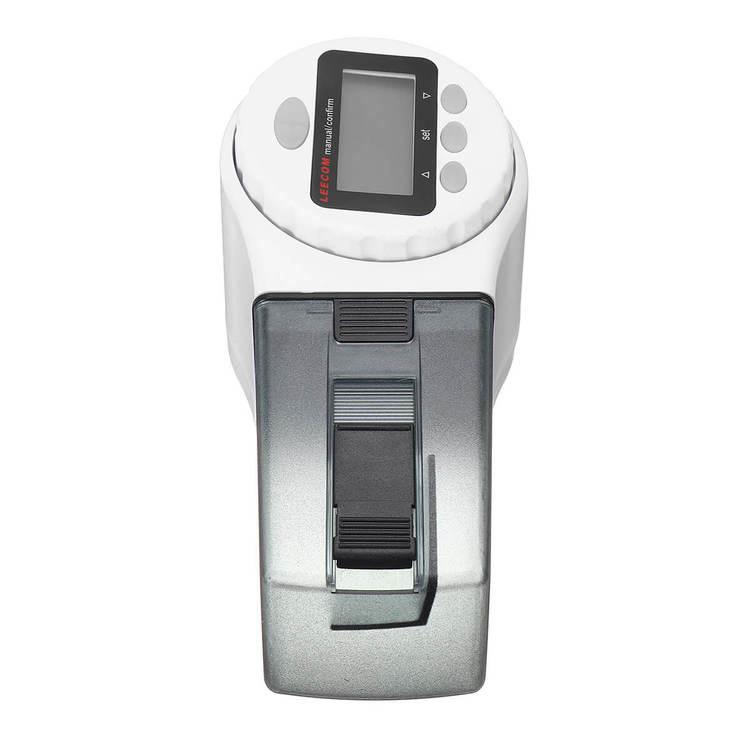 Digital foderautomat - 135ml - Vit F