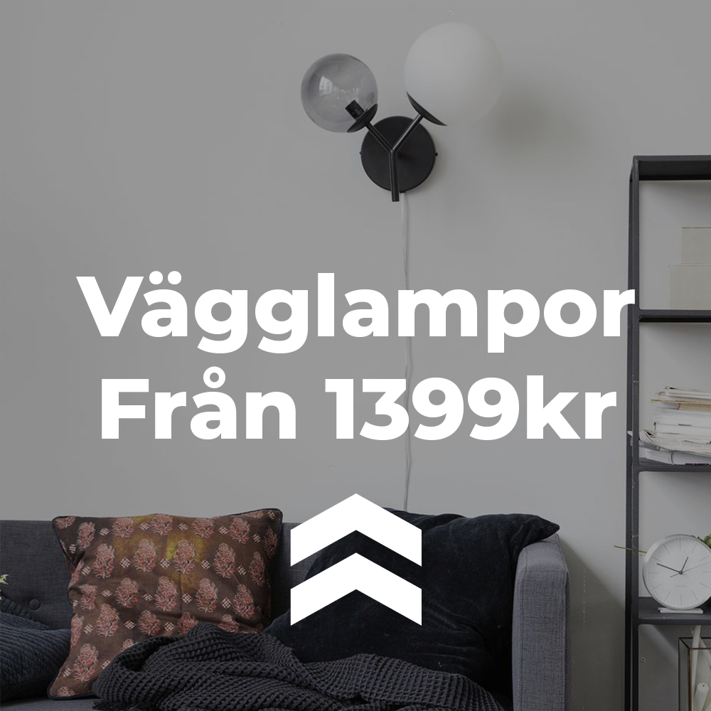 Sonac > Vägglampa