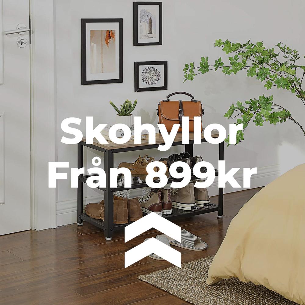 Sonac > Skohylla