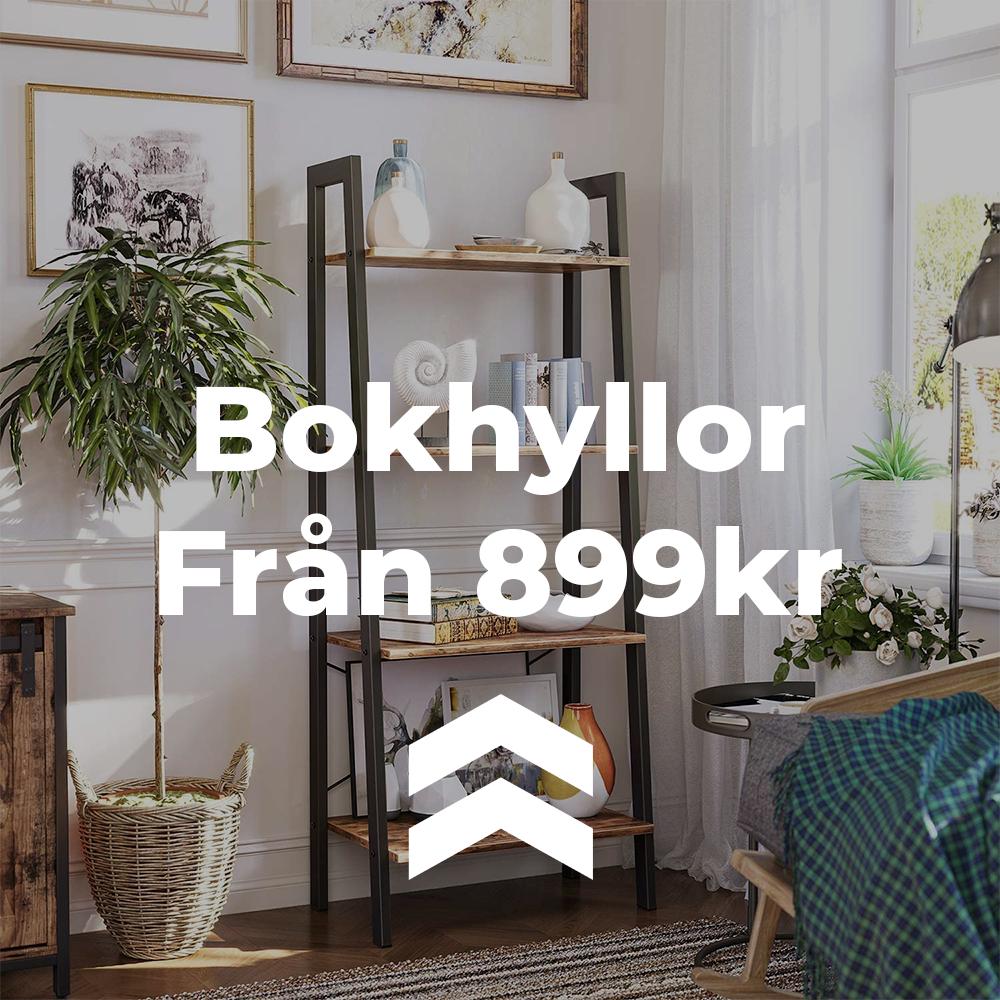 Sonac > Bokhyllor