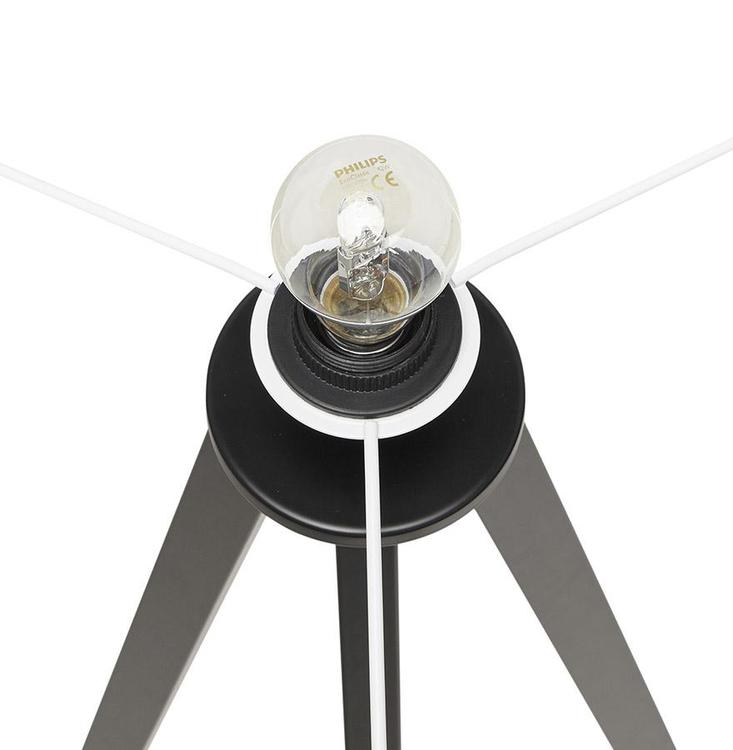 Bordslampa TRIVET MINI Vit