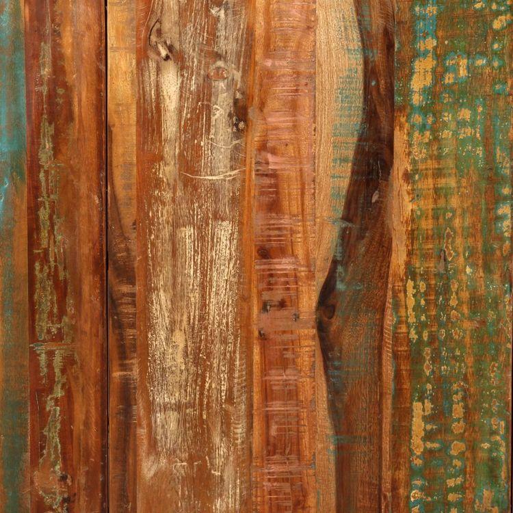 Matbord i massivt återvunnet trä 180 cm