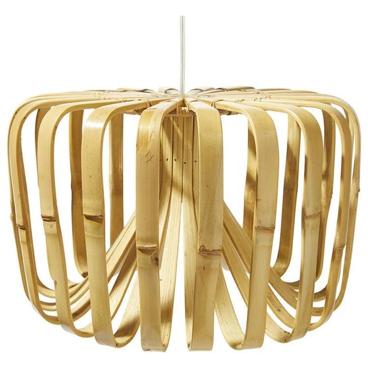 Fair Furniture Taklampa Bamboo XL