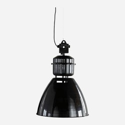 House Doctor Lampa, Volumen, Svart