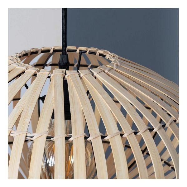 Taklampa Ledkia Atamach Bambu
