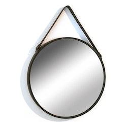 Väggspegel Metall (50 X 50 X 3 CM)