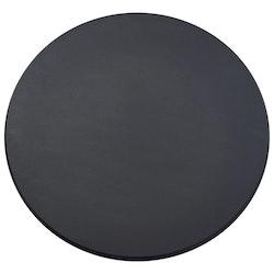 Barbord svart 60x107,5 cm MDF