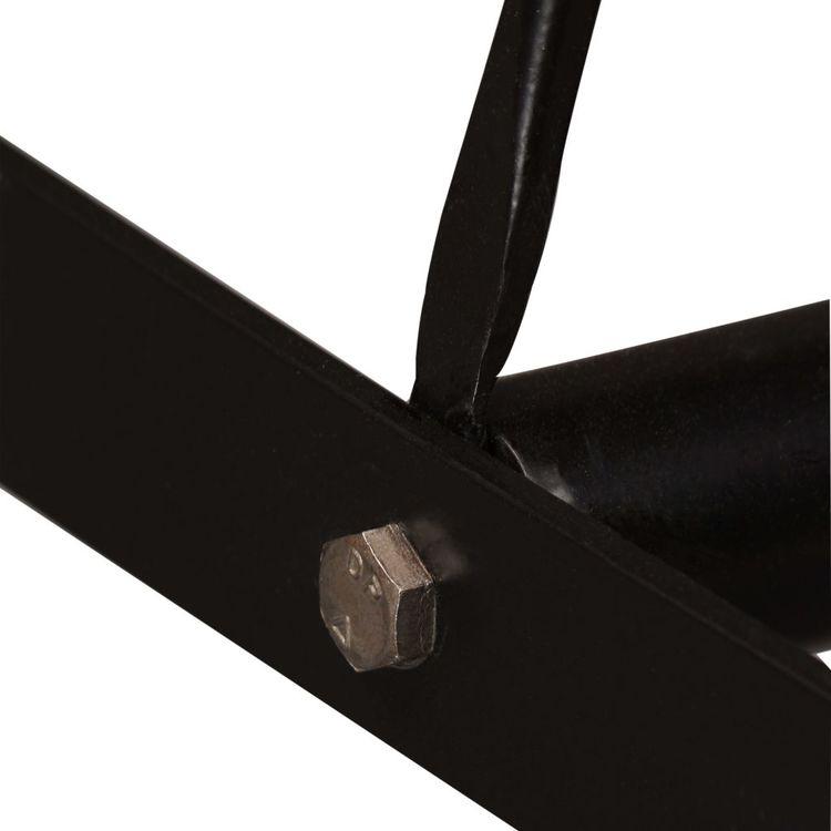 Barbord massiv akacia 150x70x107 cm