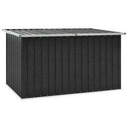 Dynbox antracit 171x99x93 cm