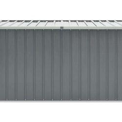 Dynbox grå 171x99x93 cm