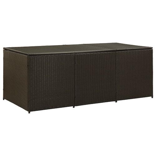 Dynbox konstrotting 180x90x75 cm brun