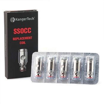 Fordamperhode Kangertech Subtank Mini-C. Coil SSOCC 0,5 Ohm
