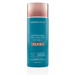 Sunforgettable® Total Protection™ Face Shield FLEX SPF50 TAN