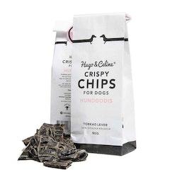 Hugo & Celine Crispy Chips 80g