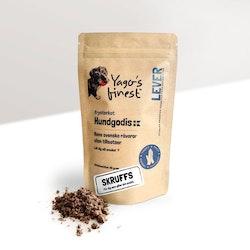 Yago's Skruffs Leverblandning 50g (frystorkat)