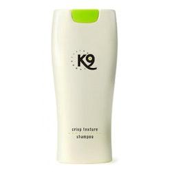 K9 Crisp Texture Schampoo - Hundschampo för strävhåriga raser