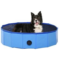 Hundpool Blå 5 storlekar