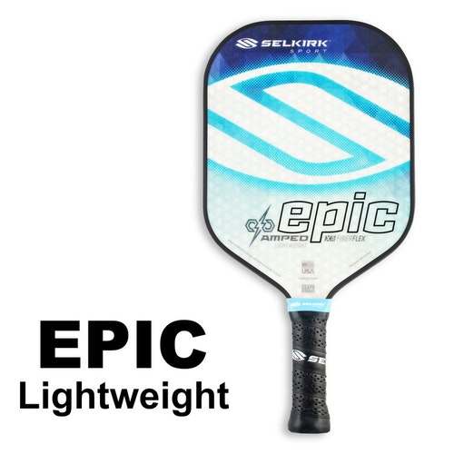 Selkirk Amped Epic Lightweight Saphire Blue