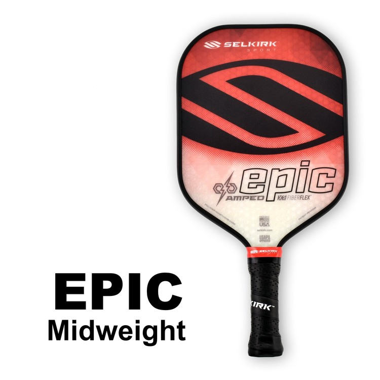 Selkirk Amped Epic Midweight Ruby Red