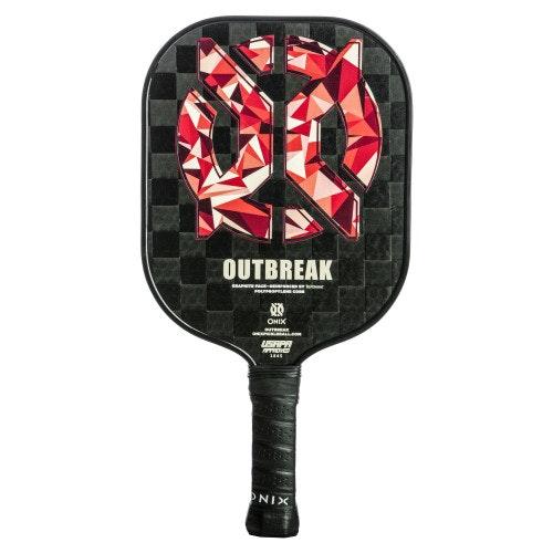 Onix Outbreak Red - Butiksvara
