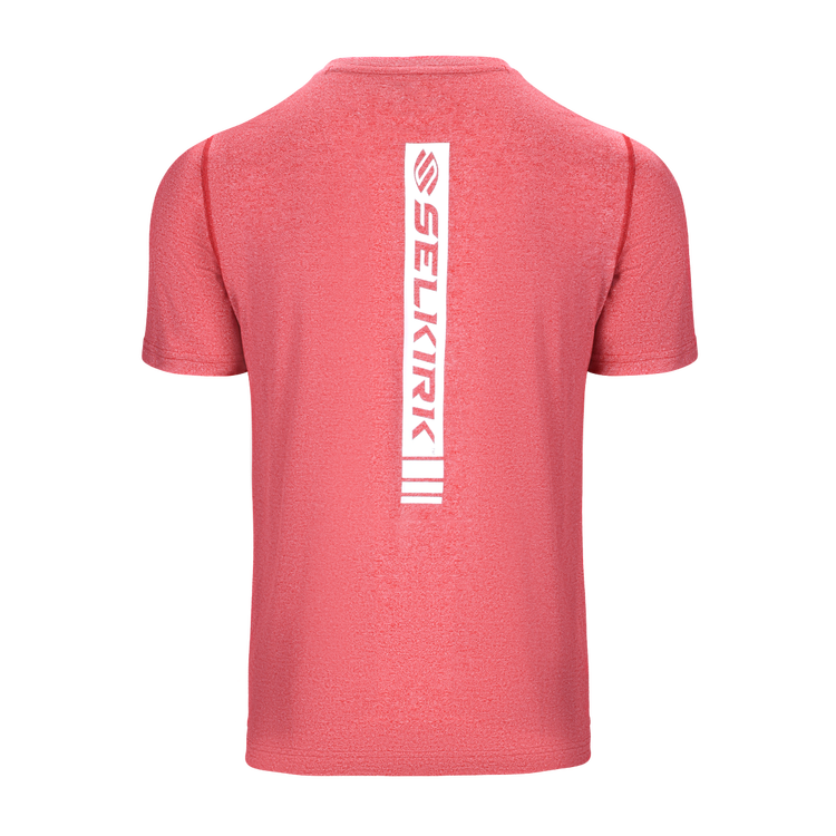 SELKIRK SPORT UA PERFORMANCE MEN'S T-SHIRT BY UNDER ARMOUR Red