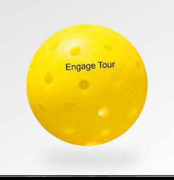 Engage Tour Pickleball - Hardcourt, plexipave och liknande!