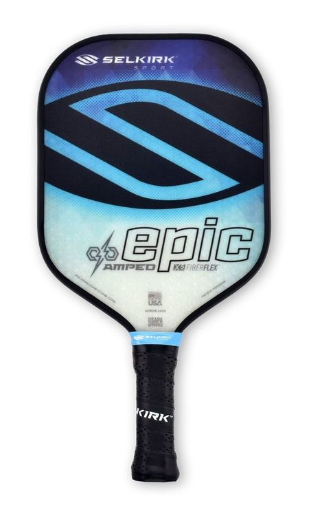 Selkirk Amped Epic Midweight Saphire Blue