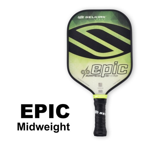 Selkirk Amped Epic Midweight Emerald Green