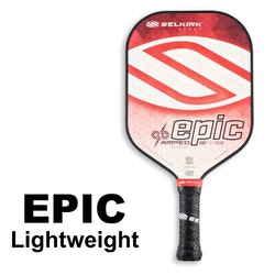 Selkirk Amped Epic Lightweight Ruby Red