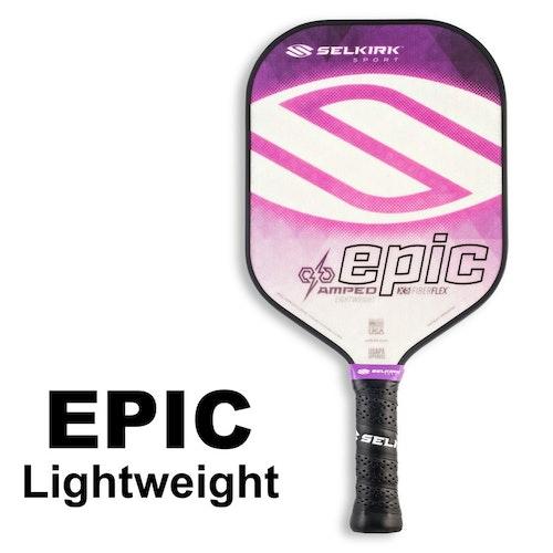 Selkirk Amped Epic Lightweight Purple