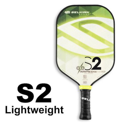 Selkirk Amped S2 Lightweight Emerald Green