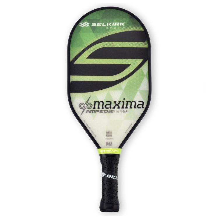 Selkirk Amped Maxima Lightweight Emerald Green