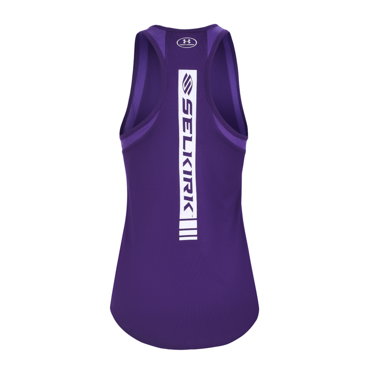 Selkirk Sport Under Armour Women's Tank By Under Armour Purple