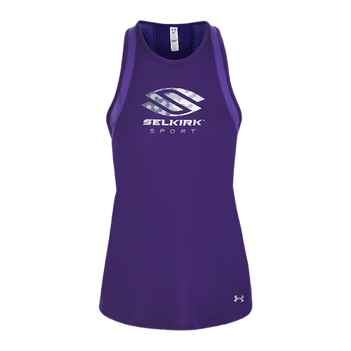 Selkirk Sport Under Armour Women's Tank By Under Armour Purple