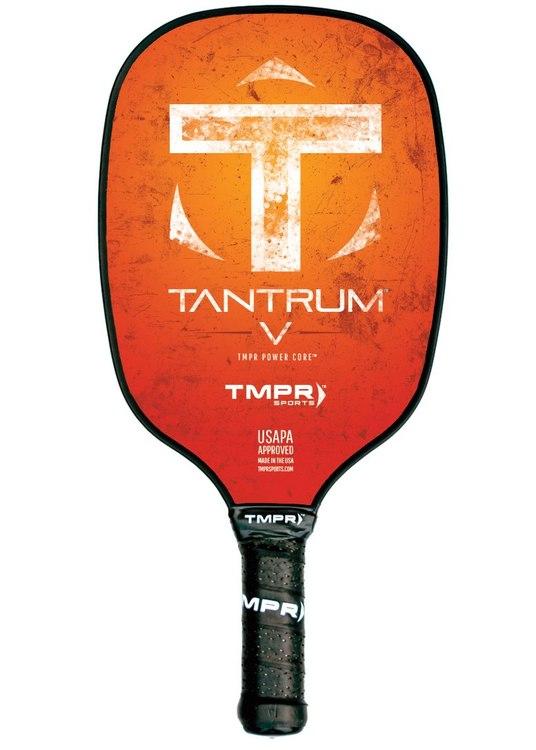 TMPR Sports TANTRUM V Orange Medium Weight