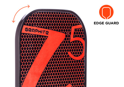 Onix Graphite Z5 Röd