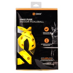 Onix Fuse Indoor Gul 6-pack