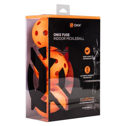 Onix Fuse Indoor Orange 6-pack