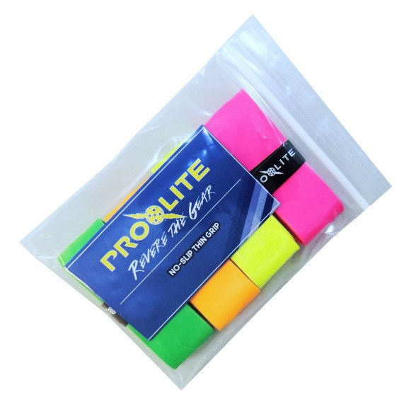 Neon Thin Grip Set of Four
