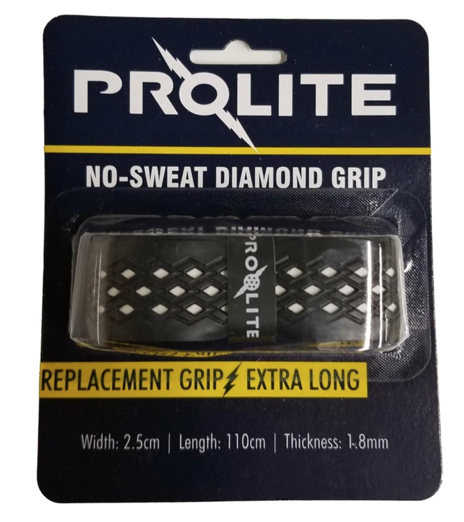 ProLite No Sweat Diamond Grip, Universal Längd