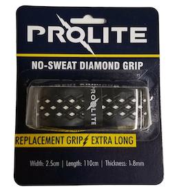 ProLite No Sweat Diamond Grip, Universal Längd