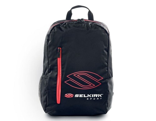SELKIRK DAY BACKPACK Röd