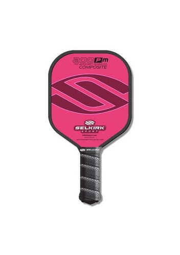 200P Mini Pickleball (Riley's) Paddle Hot Pink