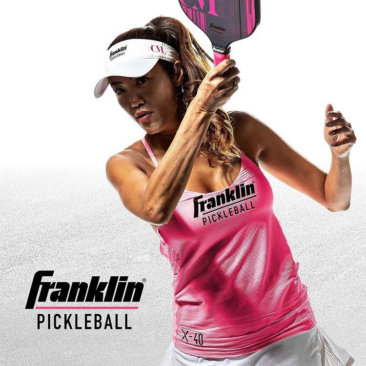 Franklin Sports Christine McGrath Signature Paddle